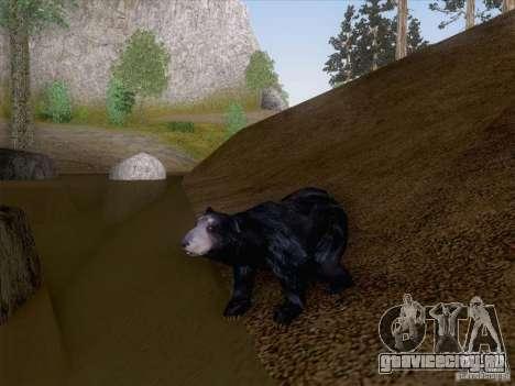 Wild Life Mod 0.1b для GTA San Andreas пятый скриншот