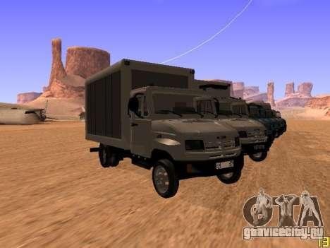 ЗиЛ 5301 Бычок для GTA San Andreas