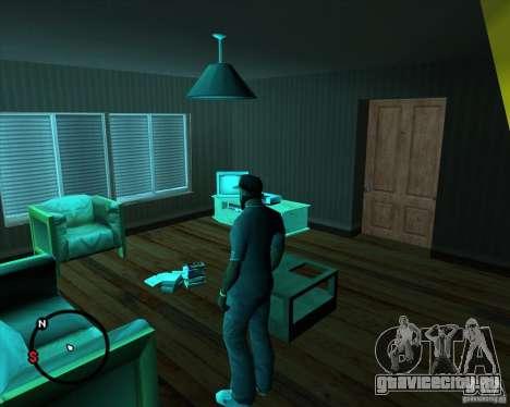 Зайти в любой дом для GTA San Andreas второй скриншот