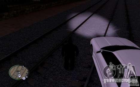 Русские Рельсы для GTA San Andreas шестой скриншот