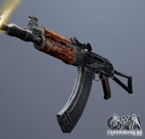 Набор оружия из сталкера для GTA San Andreas десятый скриншот