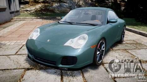 Porsche 911 (996) Carrera 4S для GTA 4