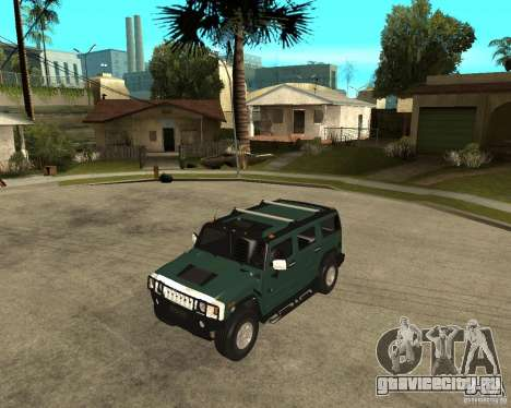 AMG H2 HUMMER SUV для GTA San Andreas