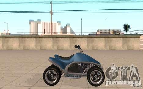 Powerquad_by-Woofi-MF скин 1 для GTA San Andreas вид слева