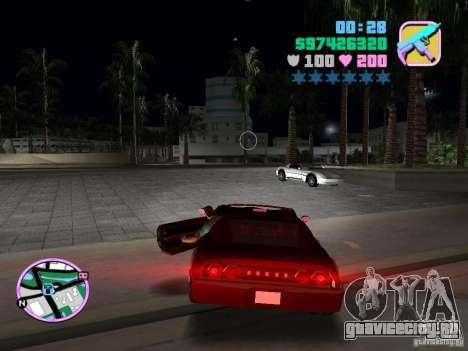 Phobos VT из Gta Liberty City Stories для GTA Vice City вид справа