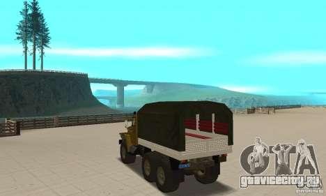 Урал 4320 для GTA San Andreas