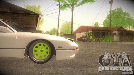 Nissan 180SX JDM для GTA San Andreas