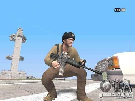 HQ Weapons pack V2.0 для GTA San Andreas четвёртый скриншот