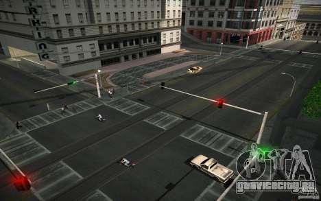 HD Дороги (GTA 4 in SA) для GTA San Andreas второй скриншот