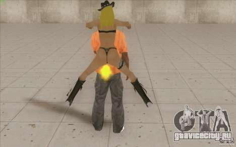 New Jetpack для GTA San Andreas