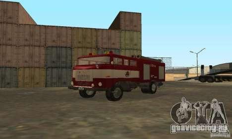 IFA Пожарная для GTA San Andreas