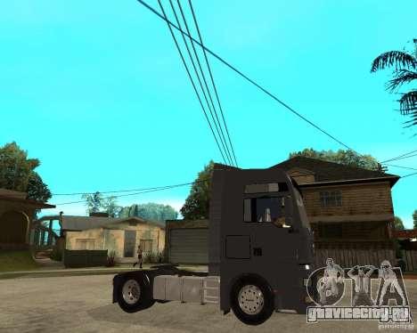 Man TGA для GTA San Andreas вид справа