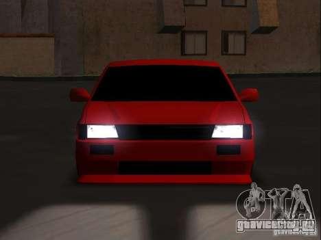 New Blistac для GTA San Andreas вид сзади