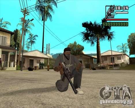 Millenias Weapon Pack для GTA San Andreas одинадцатый скриншот