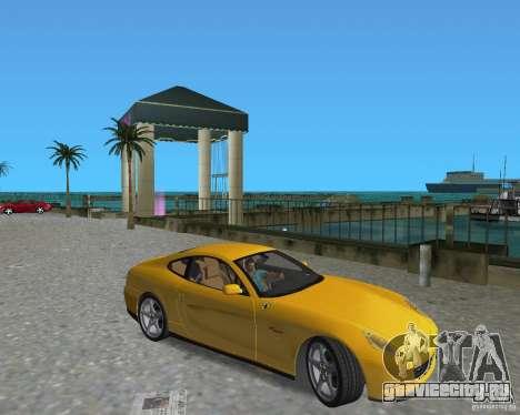 Ferrari 612 Scaglietti для GTA Vice City вид справа