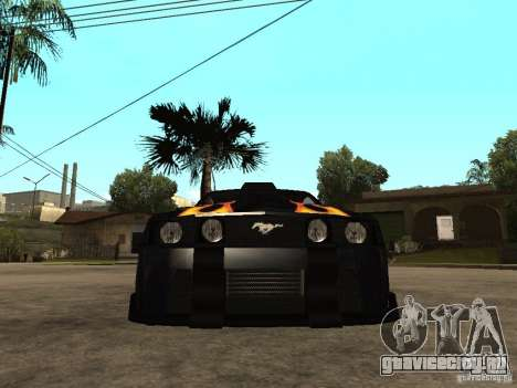 Ford Mustang GT Razor NFS MW для GTA San Andreas вид справа