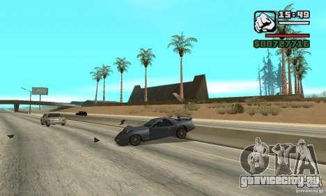 IV to SA features для GTA San Andreas второй скриншот