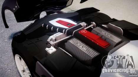 Mercedes-Benz SLR McLaren Stirling Moss [EPM] для GTA 4 вид справа