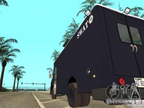 S.W.A.T. Лос-Анджелес для GTA San Andreas