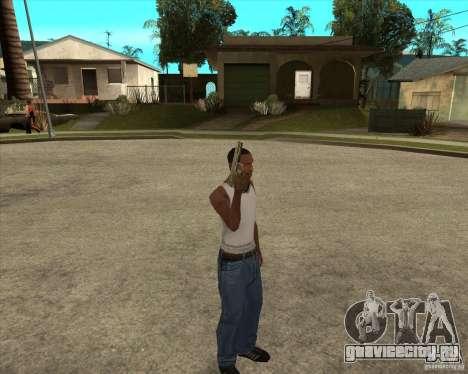 Оружие из call of duty для GTA San Andreas третий скриншот