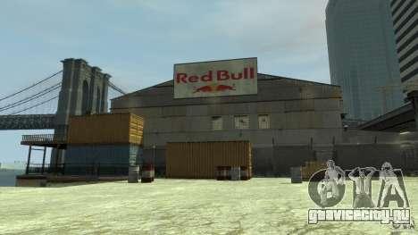 Red Bull Factory для GTA 4