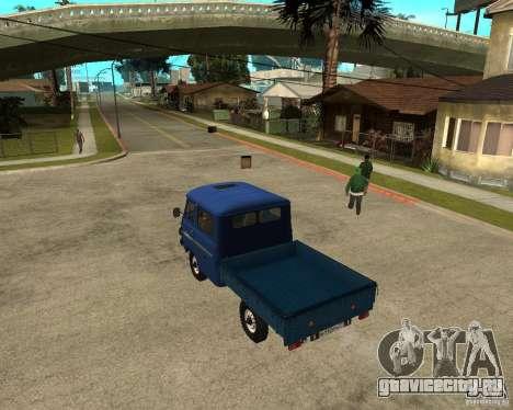 УАЗ 39094 для GTA San Andreas вид слева