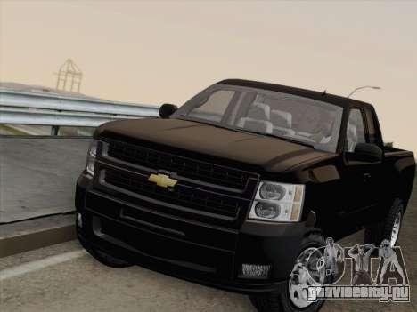 Chevrolet Silverado 2500HD 2013 для GTA San Andreas вид слева