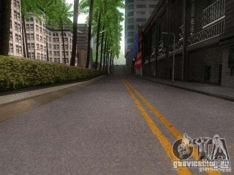 Modification Of The Road для GTA San Andreas четвёртый скриншот
