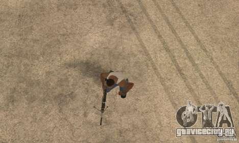 Интервеншн из Call Of Duty Modern Warfare 2 для GTA San Andreas пятый скриншот