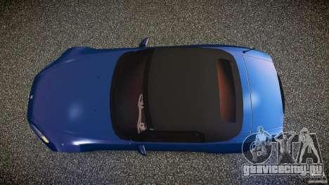 Honda S2000 v2 2002 для спокойной езды для GTA 4 вид сверху