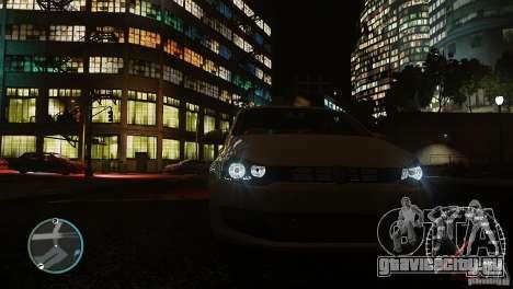 Volkswagen Polo для GTA 4 вид сбоку