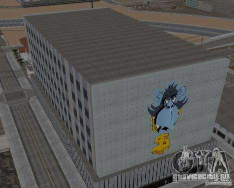 Real New Vegas v1 для GTA San Andreas седьмой скриншот