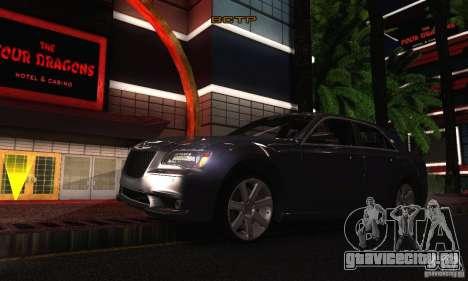 ENBSeries by dyu6 v4.0 для GTA San Andreas четвёртый скриншот