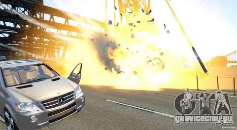 Explosion & Fire Tweak 1.0 для GTA 4 четвёртый скриншот