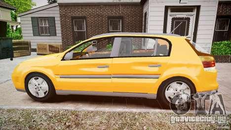 Opel Signum 1.9 CDTi 2005 для GTA 4 вид слева