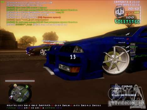 Eloras Realistic Graphics Edit для GTA San Andreas девятый скриншот