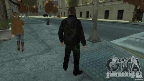 Metal Clothes Pack для GTA 4 третий скриншот