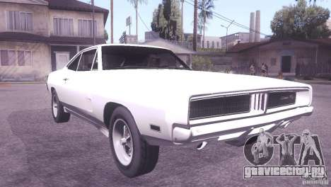Dodge Charger R/T для GTA San Andreas