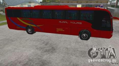 Rural Tours 956 для GTA San Andreas вид слева