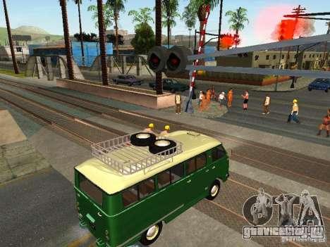 Новый Cигнал Поезда для GTA San Andreas второй скриншот
