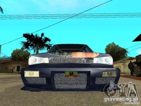 VW Jetta для GTA San Andreas вид справа