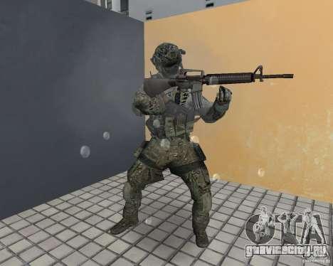 Фрост из CoD MW3 для GTA Vice City пятый скриншот