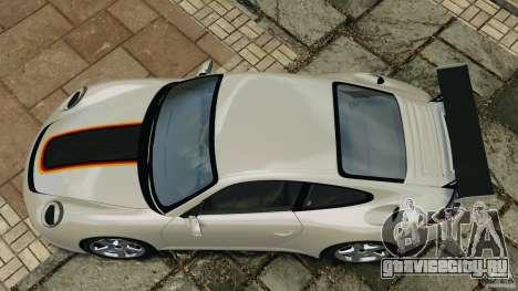 RUF RT12R 2011 для GTA 4 вид справа