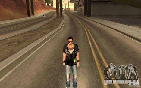 Biker для GTA San Andreas второй скриншот