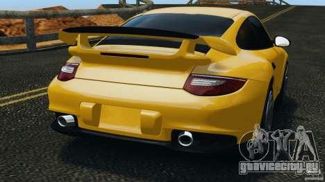 Porsche 911 GT2 RS 2012 v1.0 для GTA 4 вид сзади слева
