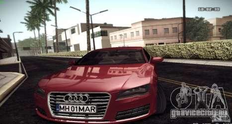 ENB Graphics Mod Samp Edition для GTA San Andreas