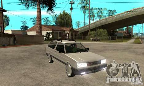 Volkswagen Parati GLS 1994 для GTA San Andreas вид сзади