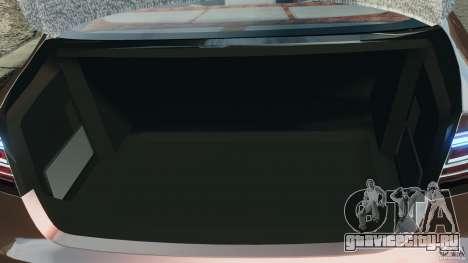 Audi A8 Limo v1.2 для GTA 4 вид снизу