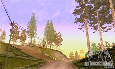 SA_nGine v1.0 для GTA San Andreas шестой скриншот
