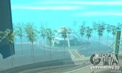 Drift City для GTA San Andreas четвёртый скриншот